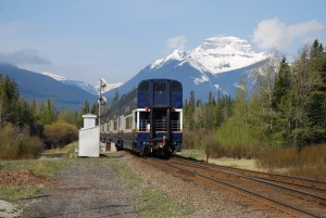 Rocky Mountaineer Vancouver Bound